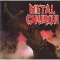 METAL CHURCH - Metal Church - CD