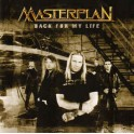 MASTERPLAN - Back For My Life - CD Ep