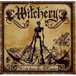 WITCHERY - Don't Fear The Reaper - CD