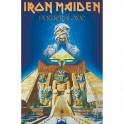 IRON MAIDEN - Powerslave - Drapeau
