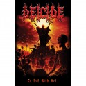 DEICIDE - To Hell With God - Drapeau