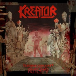 KREATOR - Extreme Aggression - 3-LP Gatefold