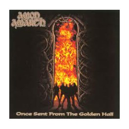 AMON AMARTH - Once Sent From The Golden Hall - 2-LP Orange