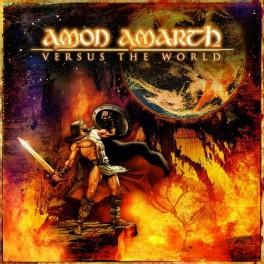 AMON AMARTH - Versus The World - LP Noir