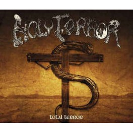HOLY TERROR - Total Terror - BOX 5-CD