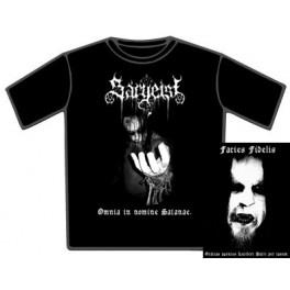 SARGEIST - Omnia In Nomine Satanae - TS
