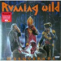 RUNNING WILD - Masquerade - 2-LP