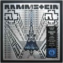RAMMSTEIN - Live In PARIS - Box 4-LP+2-CD+1 Blu-ray