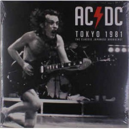 AC/DC - Tokyo 1981 - 2-LP Gatefold