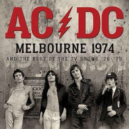 AC/DC - Melbourne 1974 - 2-LP Gatefold