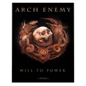 ARCH ENEMY - Will To Power - Dossard