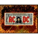 Patch AC/DC - Bank Note
