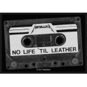 Patch METALLICA - No Life Til Leather