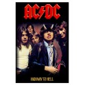 AC/DC - Highway To Hell - Textile Poster
