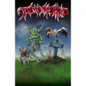 TANKARD - One Foot In The Grave - Drapeau