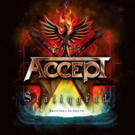 ACCEPT - Stalingrad - 2-LP Rouge Gatefold