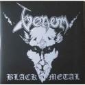 VENOM - Black metal - 2 LP gatefold