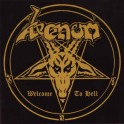 VENOM - Welcome to hell - 2 LP color gatefold