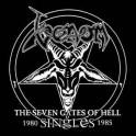 VENOM - The seven gates of hell - 2 LP gatefold