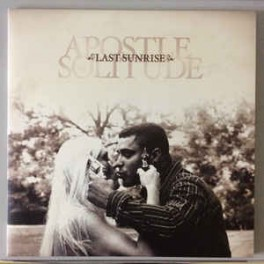 APOSTLE OF SOLITUDE - Last sunrise - 2 LP gatefold blanc marron