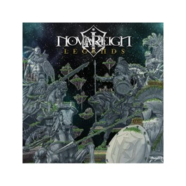 NOVAREIGN - Legends - CD