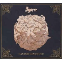 IGORRR - Savage Sinusoid - CD Digi