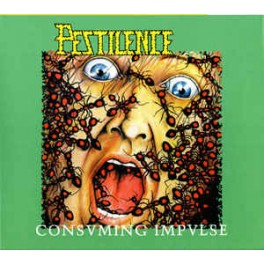 PESTILENCE - Consuming Impulse - 2-CD Fourreau