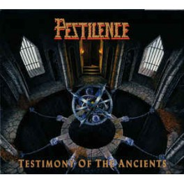 PESTILENCE - Testimony Of The Ancients - 2-CD Fourreau