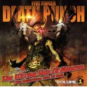 FIVE FINGER DEATH PUNCH - The Wrong Side of Heaven and the Righteous Side of Hell, Volume 1 - CD