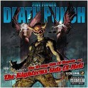 FIVE FINGER DEATH PUNCH - The Wrong Side of Heaven and the Righteous Side of Hell, Volume 2 - CD