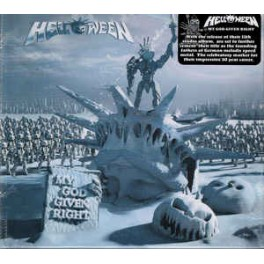 HELLOWEEN - My God Given Right - 2-CD Digibook Ltd