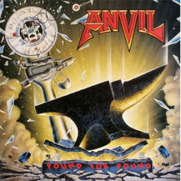 ANVIL - Pound For Pound - LP Vert Ltd