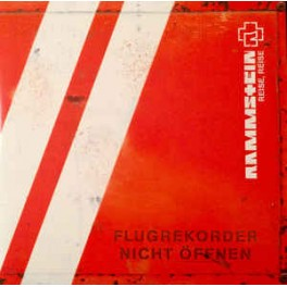 RAMMSTEIN - Reise, Reise - 2-LP Gatefold