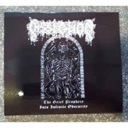 DISSECTION - Into Infinite Obscurity / The Grief Prophecy - CD Fourreau