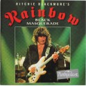 RITCHIE BLACKMORE'S RAINBOW – Black Masquerade Volume One - 2-LP Transparent Gatefold