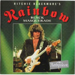 RITCHIE BLACKMORE'S RAINBOW – Black Masquerade Volume One - 2-LP Transparent Gatefold