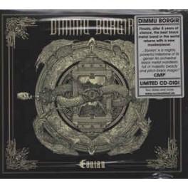 DIMMU BORGIR - Eonian - CD Digi