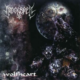 MOONSPELL - Wolfheart - CD
