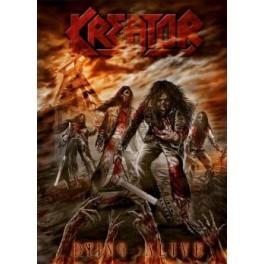 KREATOR - Dying alive - DVD + 2-CD Digi