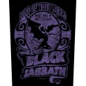 BLACK SABBATH - Lord Of This World - Dossard