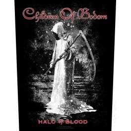 CHILDREN OF BODOM - Halo Of Blood - Dossard