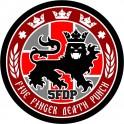 FIVE FINGER DEATH PUNCH - Legionary Seal - Dossard