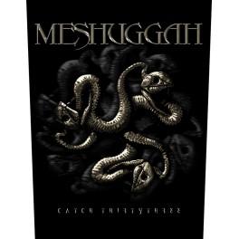 MESHUGGAH - Catch 33 - Dossard