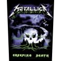 METALLICA - Creeping Death - Dossard