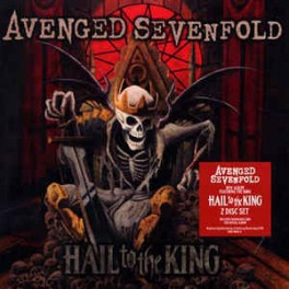 AVENGED SEVENFOLD - Hail To The King - 2-LP Gatefold