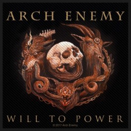 Patch ARCH ENEMY - Wiil To Power