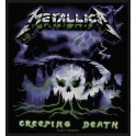 Patch METALLICA - Creeping Death