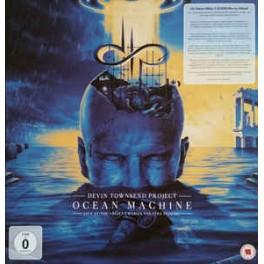 DEVIN TOWNSEND - Ocean Machine (Live At The Ancient Roman Theatre Plovdiv) - 3-CD + 2-DVD + Blu-ray Artbook Ltd