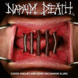NAPALM DEATH - Coded Smears And More Uncommon Slurs  - 2-CD