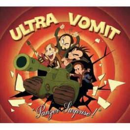 ULTRA VOMIT - Panzer Surprise ! - CD